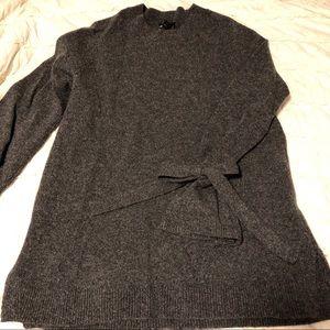 Grey Ann Taylor sweater size medium